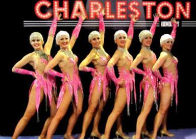 1920s Gatsby Glamour Girls