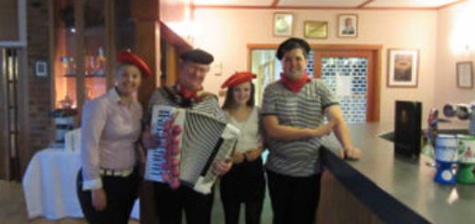 french themed entertainment