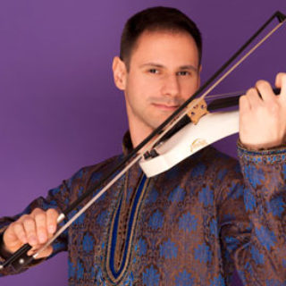 bollywood violin player