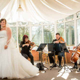 string quartets for weddings