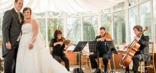 string quartets for weddings