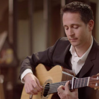 acoustic guitar wedding
