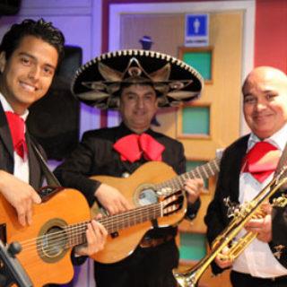 mariachi band hire