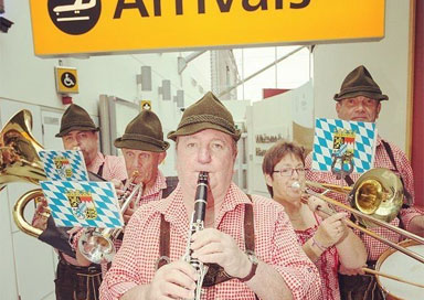 oompah band hire
