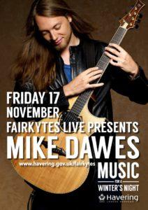mike dawes guitarist