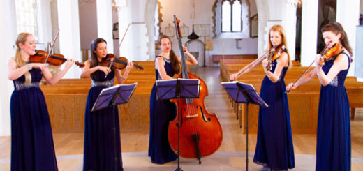 female string trio