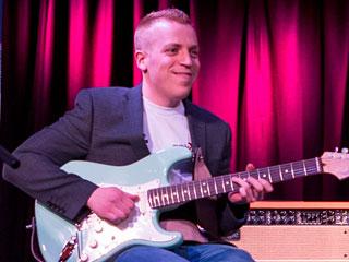 richard hillyer guitarist