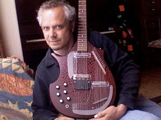 robin hill guitarist