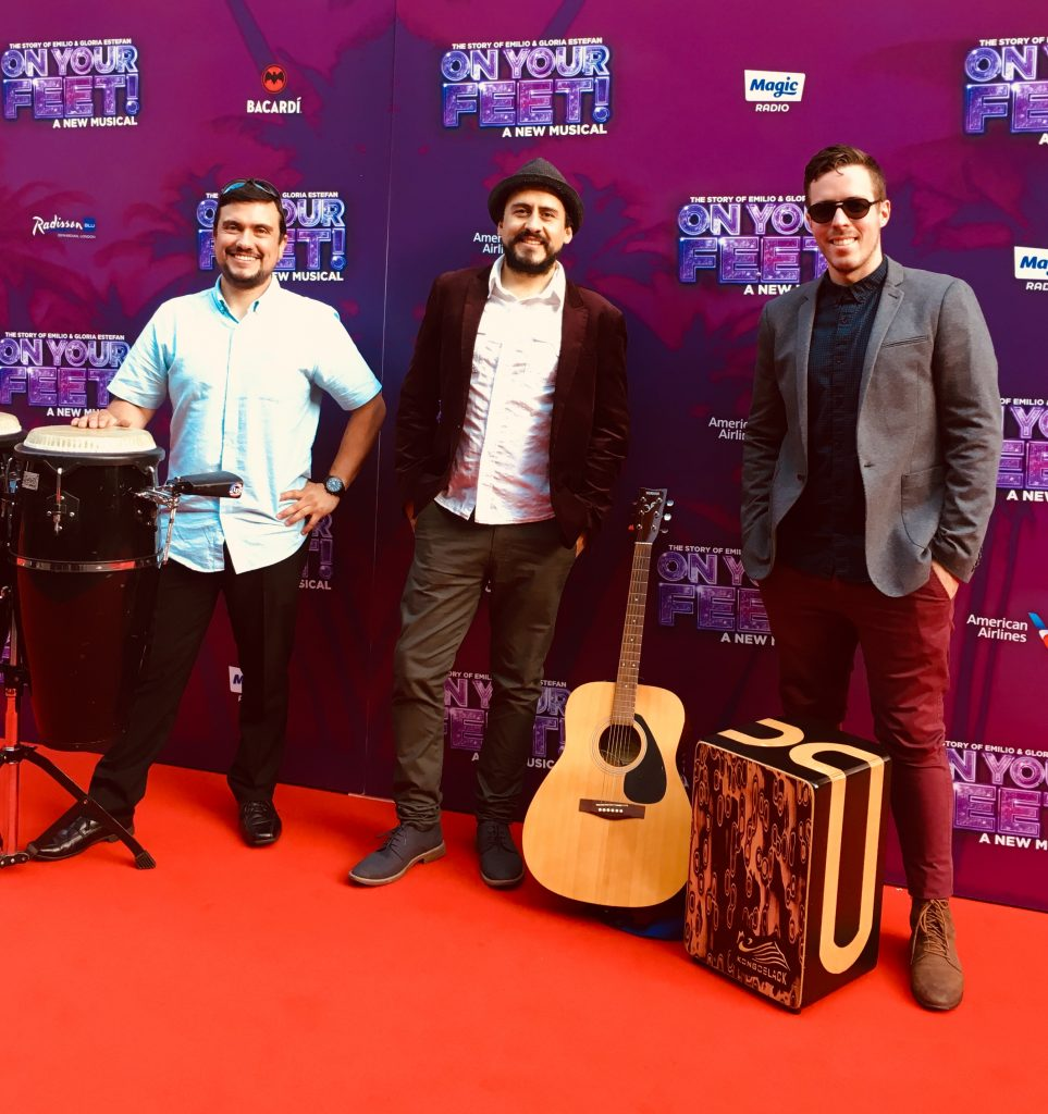 manchester latin band