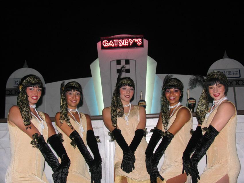 Peaky Blinders Gatsby Girls