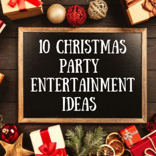 10 Christmas Party Entertainment Ideas