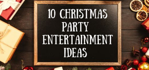 10 Christmas Party Entertainment Ideas