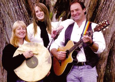Traditional Irish band for wedding hire
