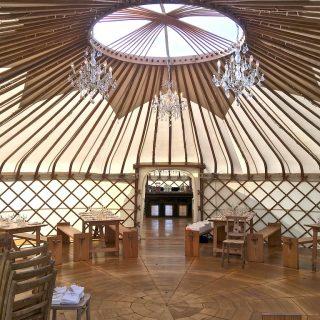 Yurt Wedding inspiration