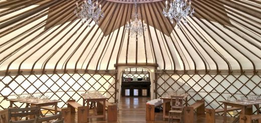 Yurt Wedding inspiration