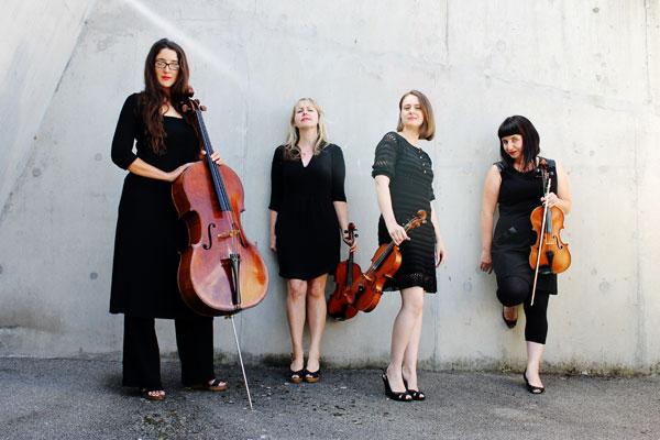 String Quartet for weddings