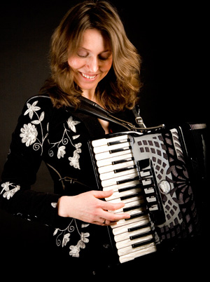 Hire a Solo Accordionist for St Patrick's Day