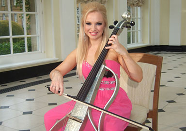 Cello Player for small weddings